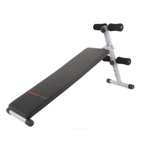 Buy Sit Up Bench Abs Training Ab Rollers Pull Spring: Crescendo Fitness Slant Sit Up Bench
