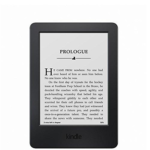 kindle e reader 6 glare free