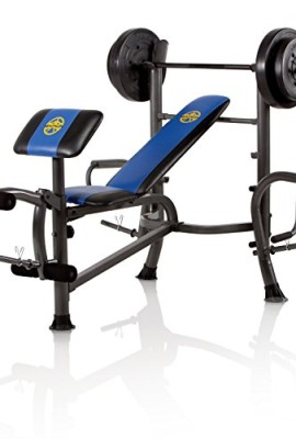 Phoenix 99226 Power Pro Olympic Bench Training Equipment Direct