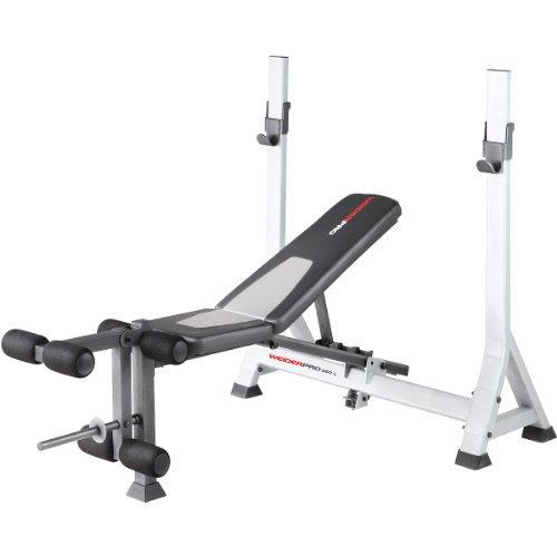Weider Pro 350l Bench Webe15910 Training Equipment Direct