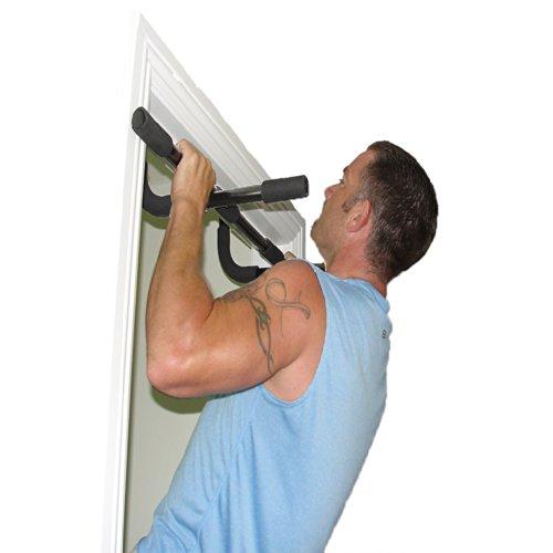 BEACHBORN() Multi-Function Doorway Pull-Up Bar And 11