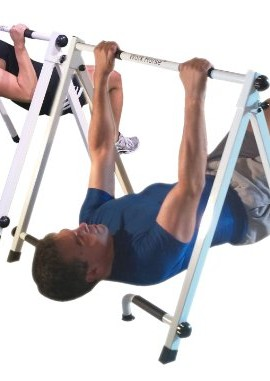 Portable Pull Up Push Bar For Inverted Ups
