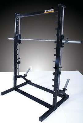 Fitness roller smith system black training equipment direct