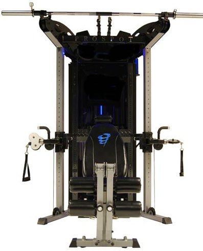 Prospot fitness hg home gym training equipment direct