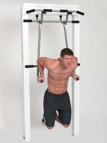 Shamrock Triple Pullup Dip And Suspension Gym Training