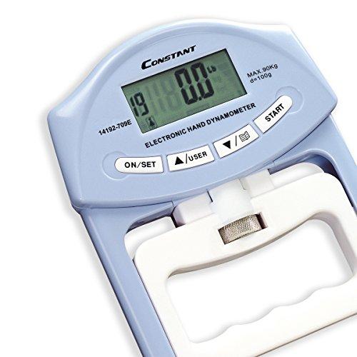 Dynamometer Horsepower Measurement : Constant lbs kgs digital hand dynamometer grip