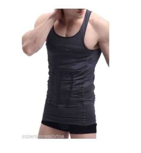 Mens Compression And Support T Shirt