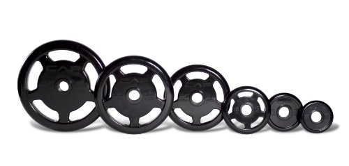 CAP Barbell Commercial Urethane Barbell