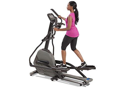 horizon fitness evolve 5 elliptical trainer training equipment direct
