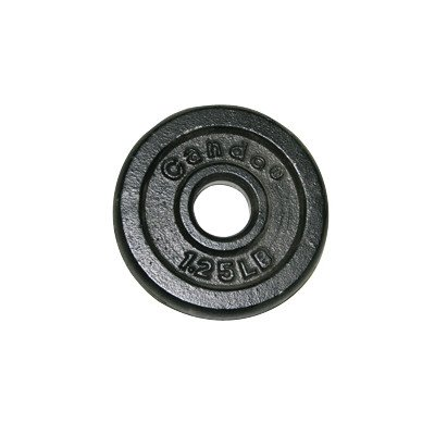 Iron-Disc-Weight-Plate-Set-of-2-Weight-  sc 1 st  Training Equipment Direct & Iron Disc Weight Plate [Set of 2] Weight: 7.5 lbs - Training ...