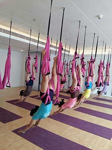 lovess high quality deluxe aerial yoga hammocklarge bearing      lovess high quality deluxe aerial yoga hammocklarge bearing yoga      rh   trainingequipmentdirect