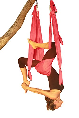 wing yoga swing antigravity yoga hammock with straps  wing yoga swing   antigravity yoga hammock with straps daisy chain      rh   trainingequipmentdirect